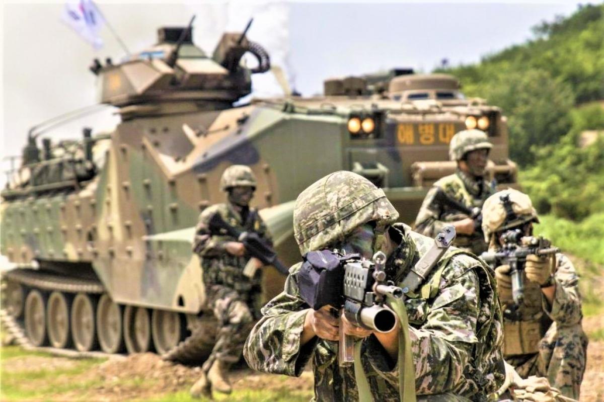 Thủy quân Lục chiến Hàn Quốc; Nguồn: special-ops.org