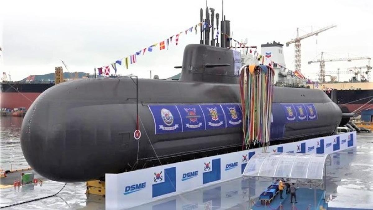 Hàn Quốc có kế hoạch xây dựng lực lượng tàu ngầm mạnh. Nguồn: topwar.ru