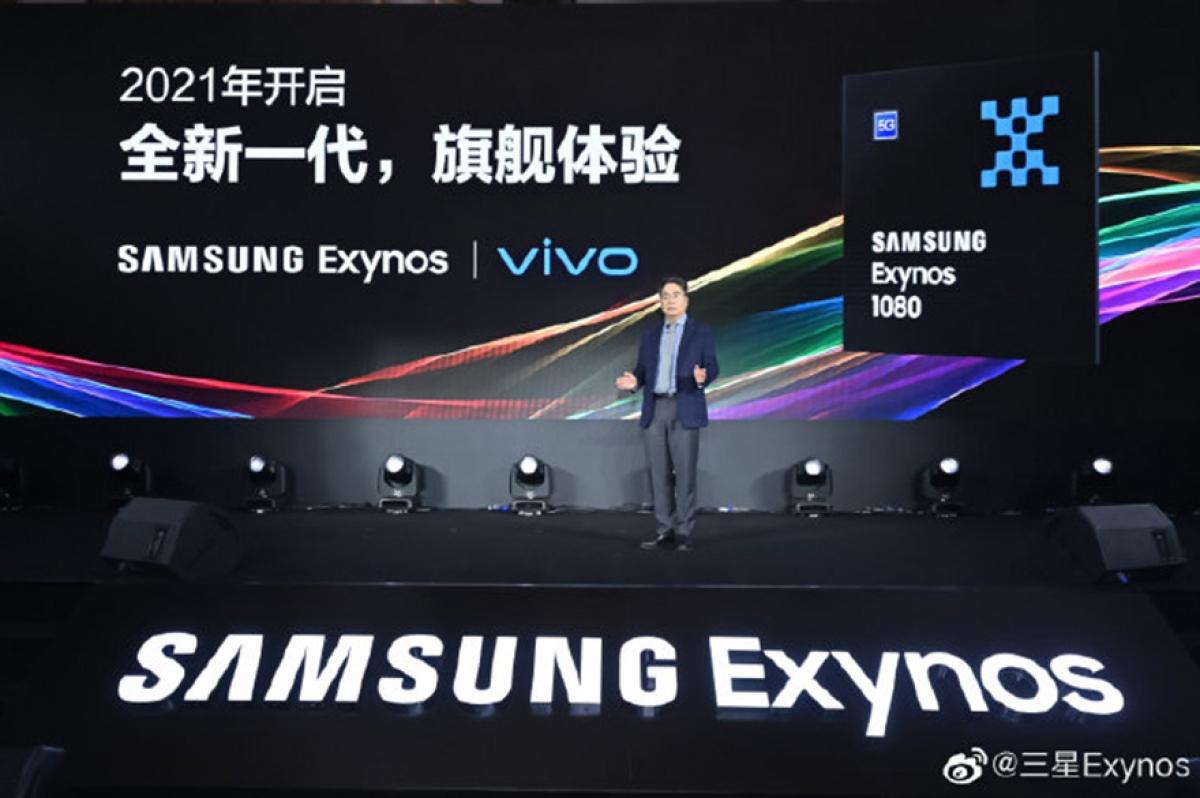 Vivo sẽ ra mắt smartphone cao cấp dùng chip Exynos 1080 vào năm sau