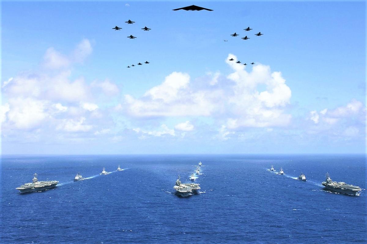 Theo đề xuất, Hạm đội mới của Hải quân Mỹ sẽ đặc trách Ấn Độ Dương. Nguồn: wikimedia.org
