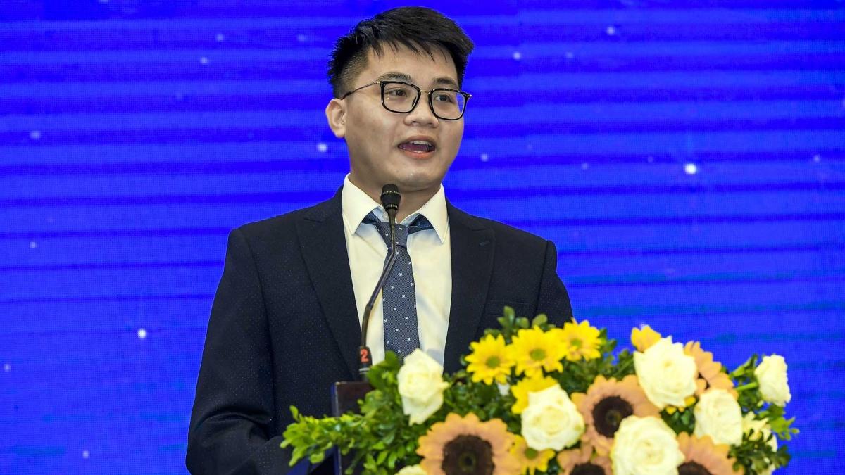 Phạm Đình Nguyện (Giảng viên trường Đại học Công nghệ, Đại học Quốc gia Hà Nội) mong muốn chương trình sẽ được mở rộng và lan tỏa mạnh mẽ, góp phần chắp cánh cho đội ngũ nghiên cứu.