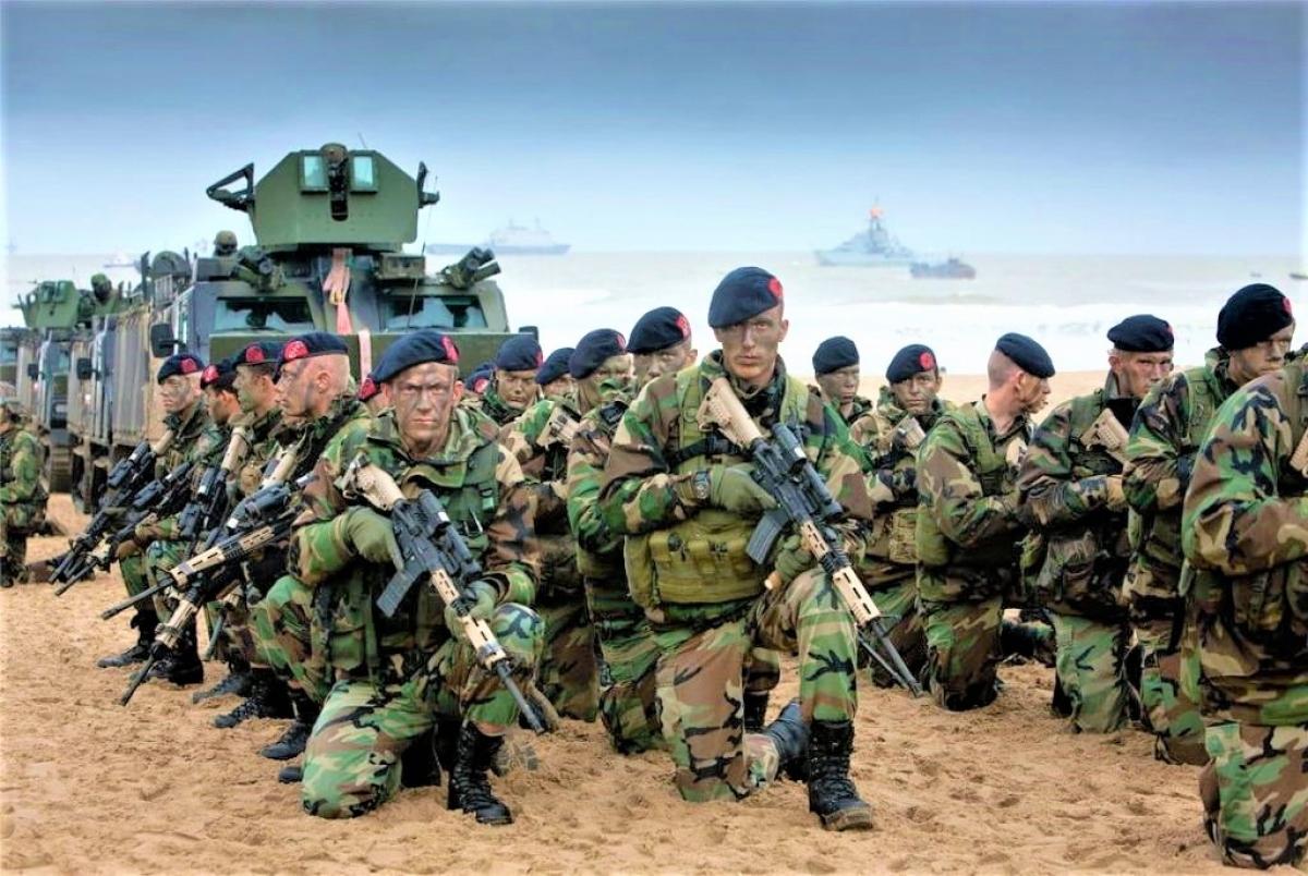 Thủy quân Lục chiến Hà Lan; Nguồn: special-ops.org