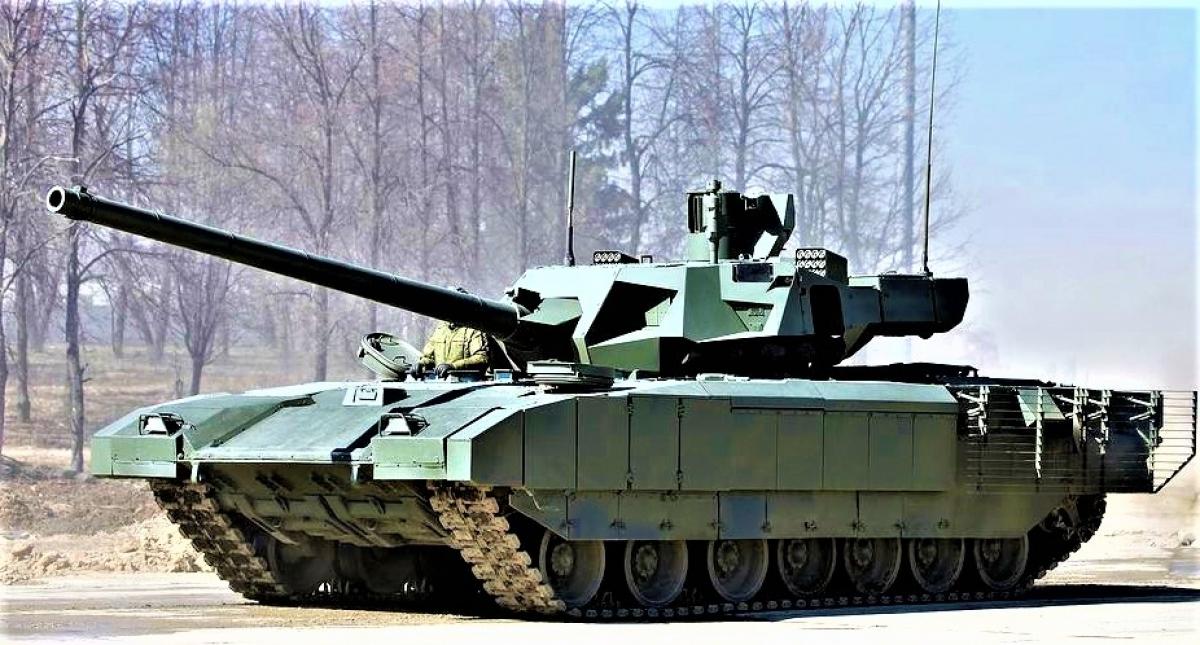 Nga chủ trương phát triển xe tăng hoàn toàn mới; Nguồn: hotcars.com
