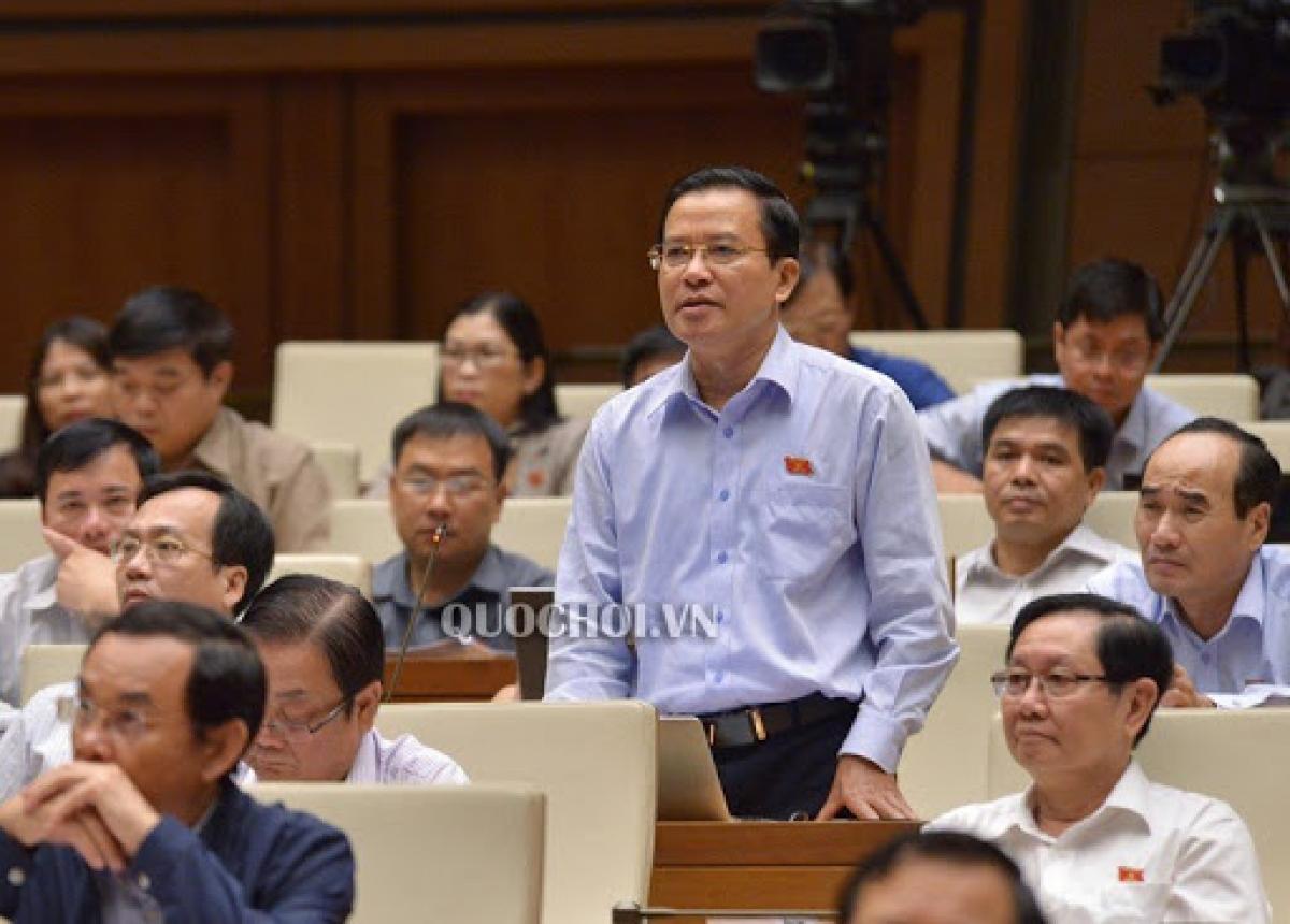 Ông Nguyễn Văn Pha, Phó Chủ nhiệm Ủy ban Tư pháp của Quốc hội. Ảnh: Quochoi.vn