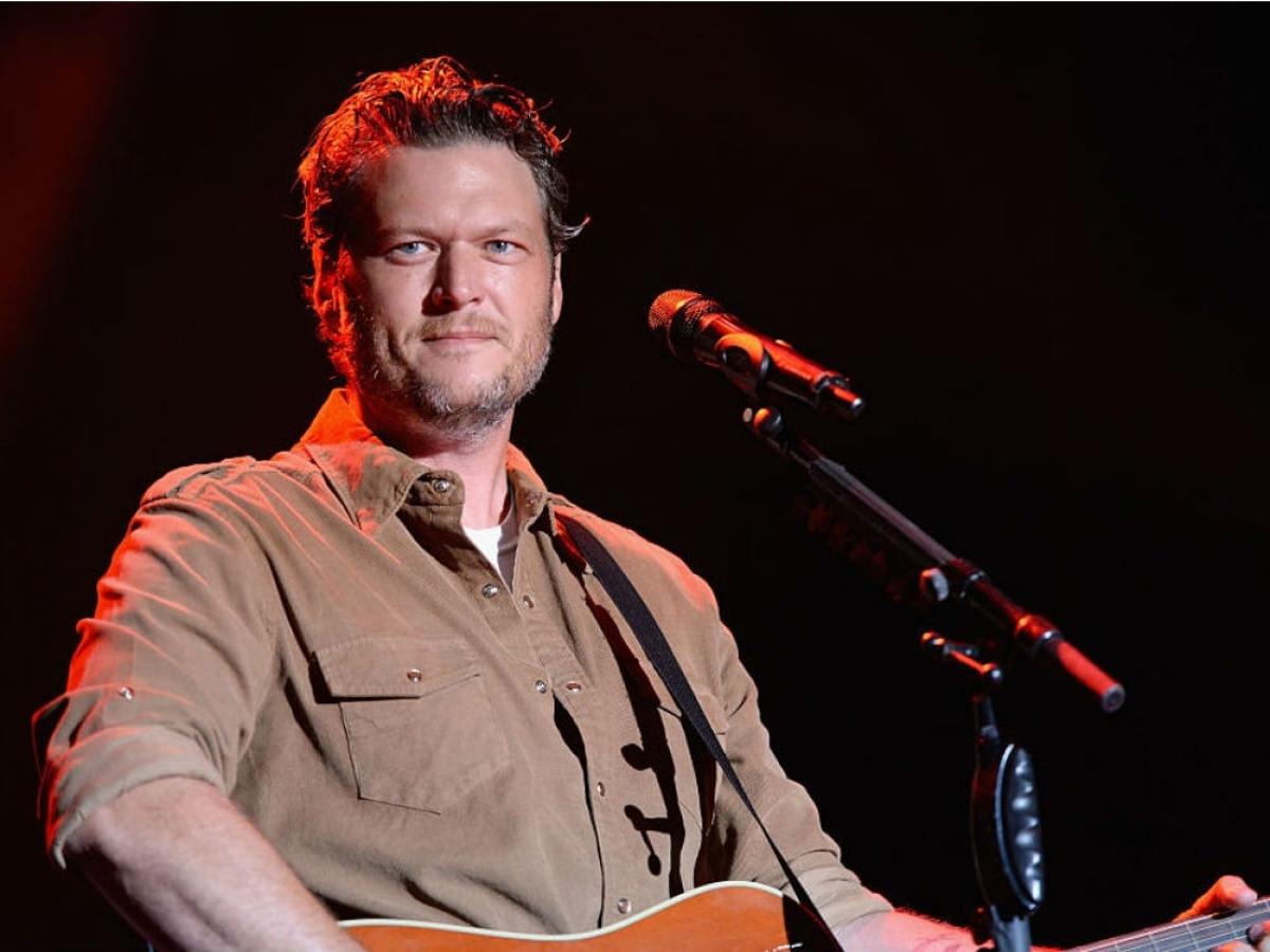 """Blake Shelton - ca sĩ nhạc đồng quê và giám khảo chương trình """"The Voice"""" đã 8 lần được đề cử Grammy, nhưng chưa có chiến thắng nào."""