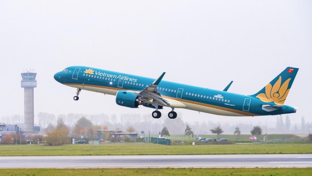 """Vietnam Airline liệu có được """"giải cứu""""? (Ảnh minh họa: KT)"""
