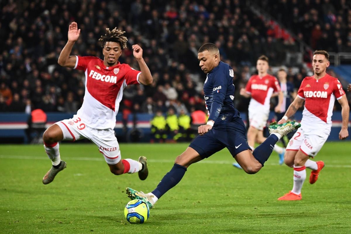 Monaco chạm trán PSG là trận cầu đáng chú ý nhất đêm nay, rạng sáng mai. (Ảnh: Getty).