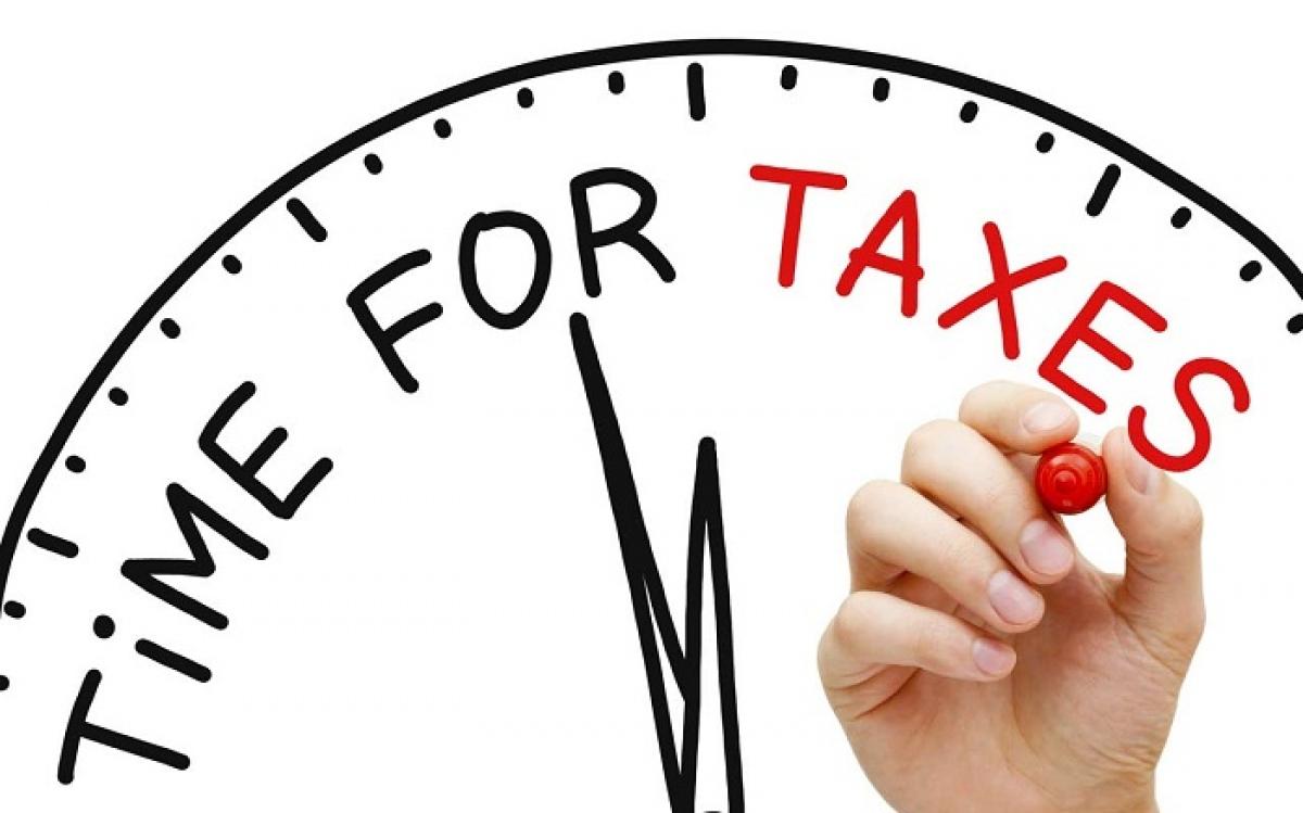 Theo Tổng cục Thuế, tính tiền chậm nộp thuế thu nhập doanh nghiệp nhằm hạn chế chiếm dụng ngân sách (Ảnh minh họa: KT)