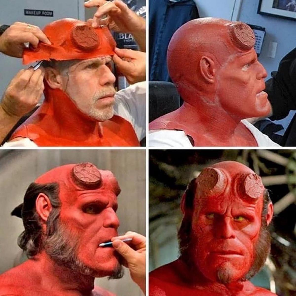 Ron Perlman và vai diễn Hellboy để lại ấn tượng khó quên trong lòng khán giả. 40 năm kinh nghiệm diễn xuất và lồng tiếng, nam diễn viên đã tham gia vô số bộ phim, chương trình truyền hình và cả các trò chơi điện tử./.