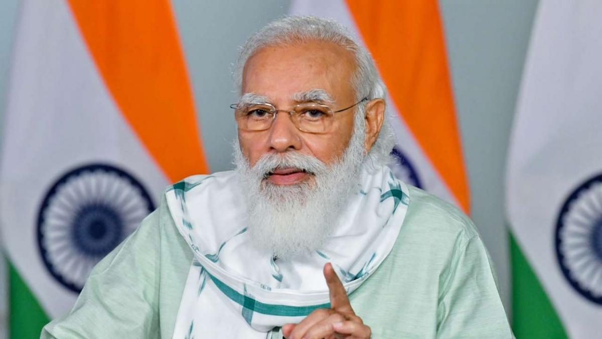 Thủ tướng Ấn Độ Narendra Modi. (Ảnh: ANI)