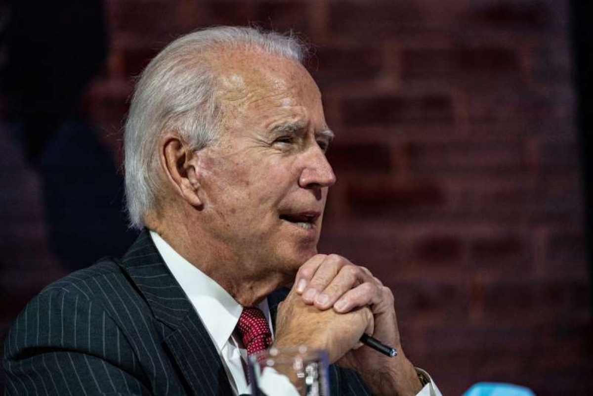 Ông Joe Biden. Ảnh: Reuters