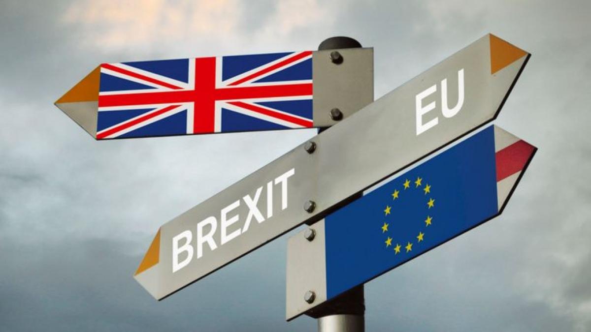 Anh và EU bước vào thời điểm đàm phán quyết định về hậu Brexit. Ảnh minh họa: KT