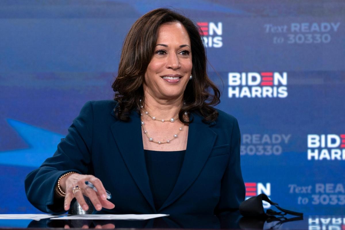 Năm 2016, bà Kamala Harris trở thành phụ nữ da màu thứ hai được bầu làm Thượng nghị sĩ Mỹ. Ảnh: AP