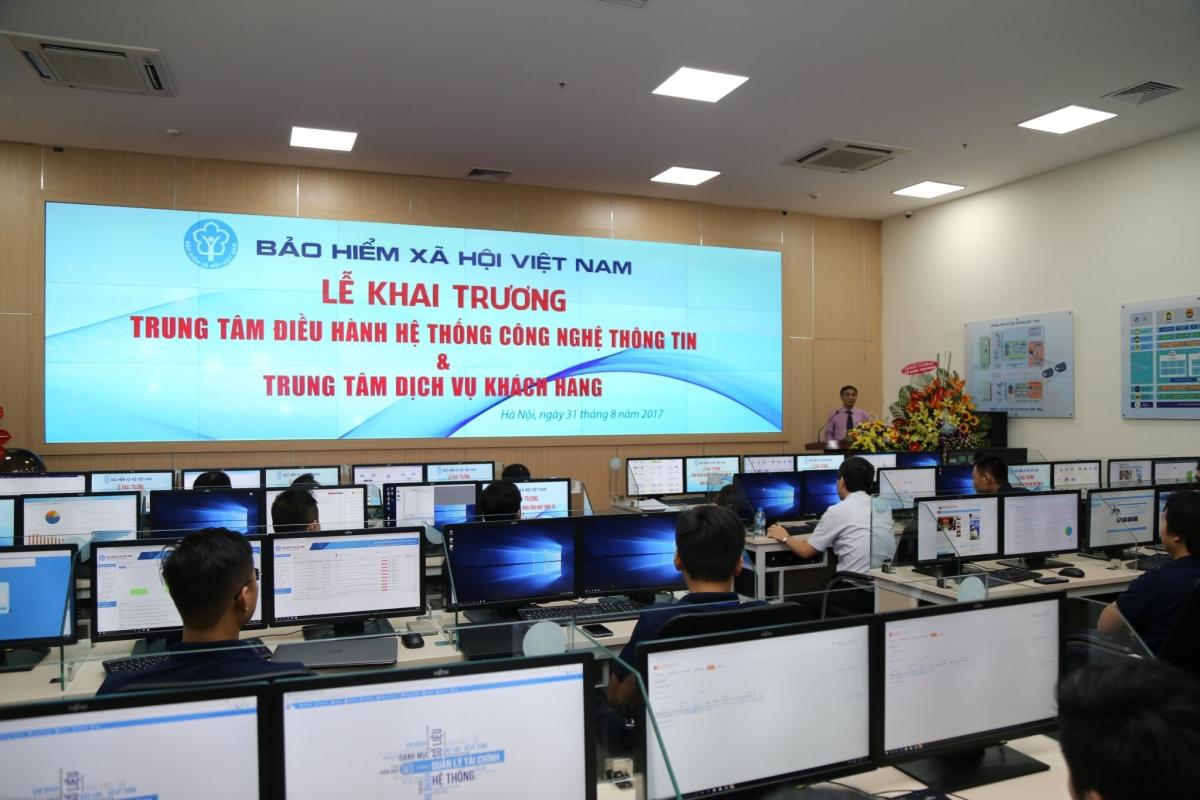 BHXH Việt Nam lần thứ 3 liên tiếp đứng đầu các cơ quan thuộc Chính phủ về ứng dụng công nghệ thông tin.