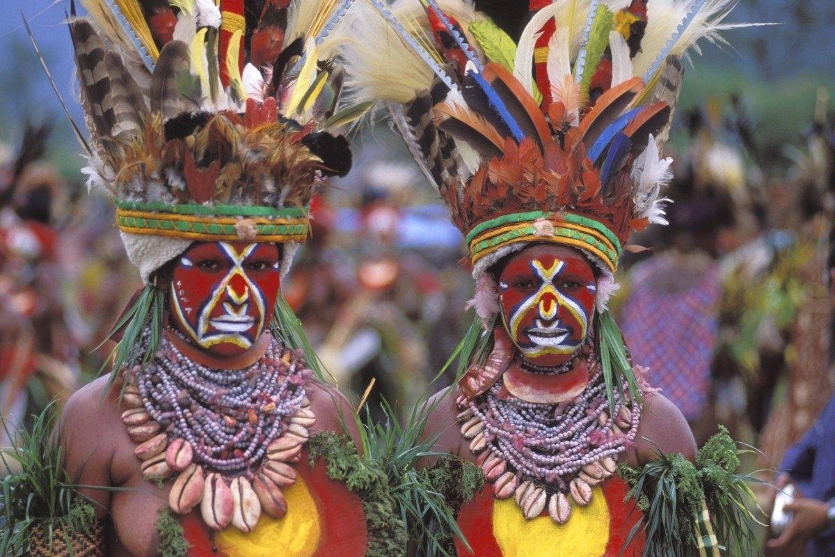 Ở Papua New Guinea có tới 820 ngôn ngữ bản địa. Nguồn: Getty Images