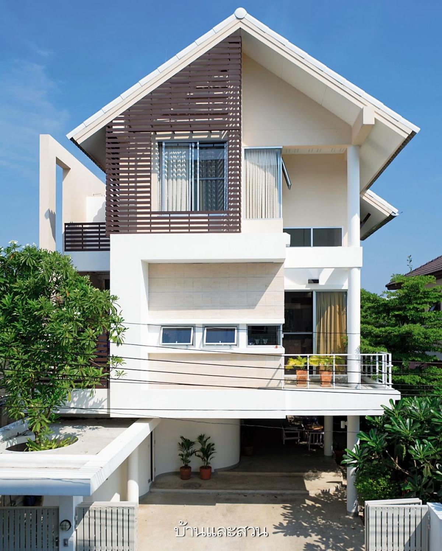 Ngôi nhà 3 tầng này là toàn bộ tâm huyết, là món quà đặc biệt mà nhà thiết kế dành riêng cho gia chủ.