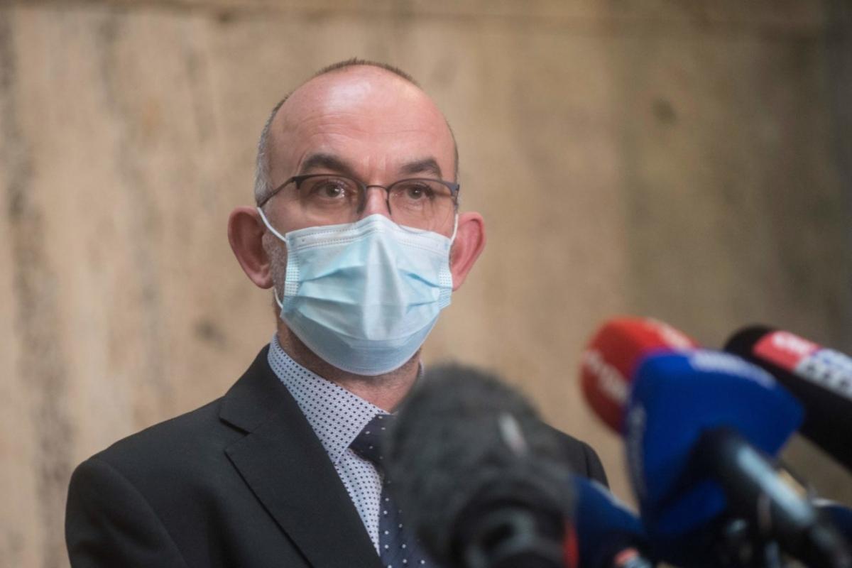 Bộ trưởng Y tế CH Séc Jan Blatný (Ảnh: Politico)
