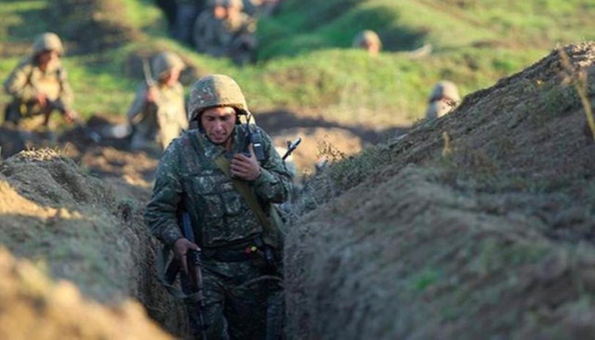 Thỏa thuận ngừng xung đột Nagorno-Karabakh được thế giới ủng hộ nhưng lại khiến chính quyền của Thủ tướng Armenia rơi vào khủng hoảng, khi vấp phải sự phản đối của người dân trong nước. Ảnh minh họa: RW