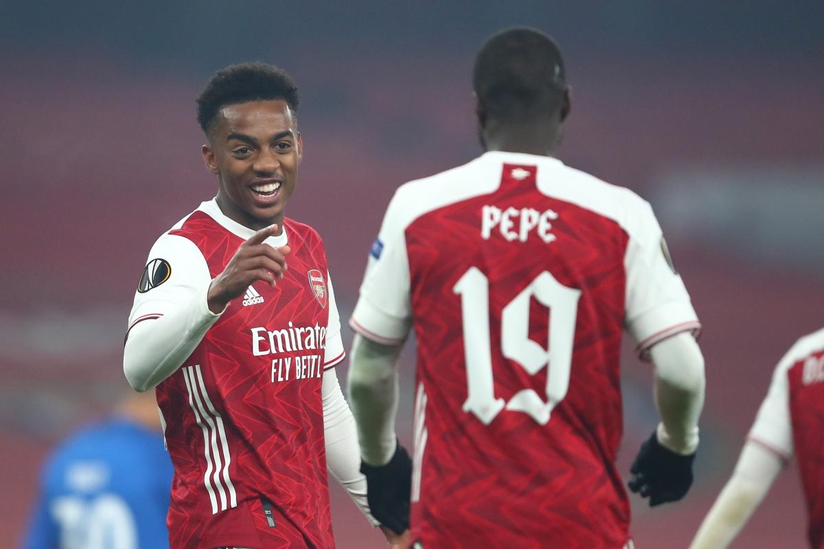 Arsenal thắng dễ ở lượt trận thứ 3 (Ảnh: Getty).