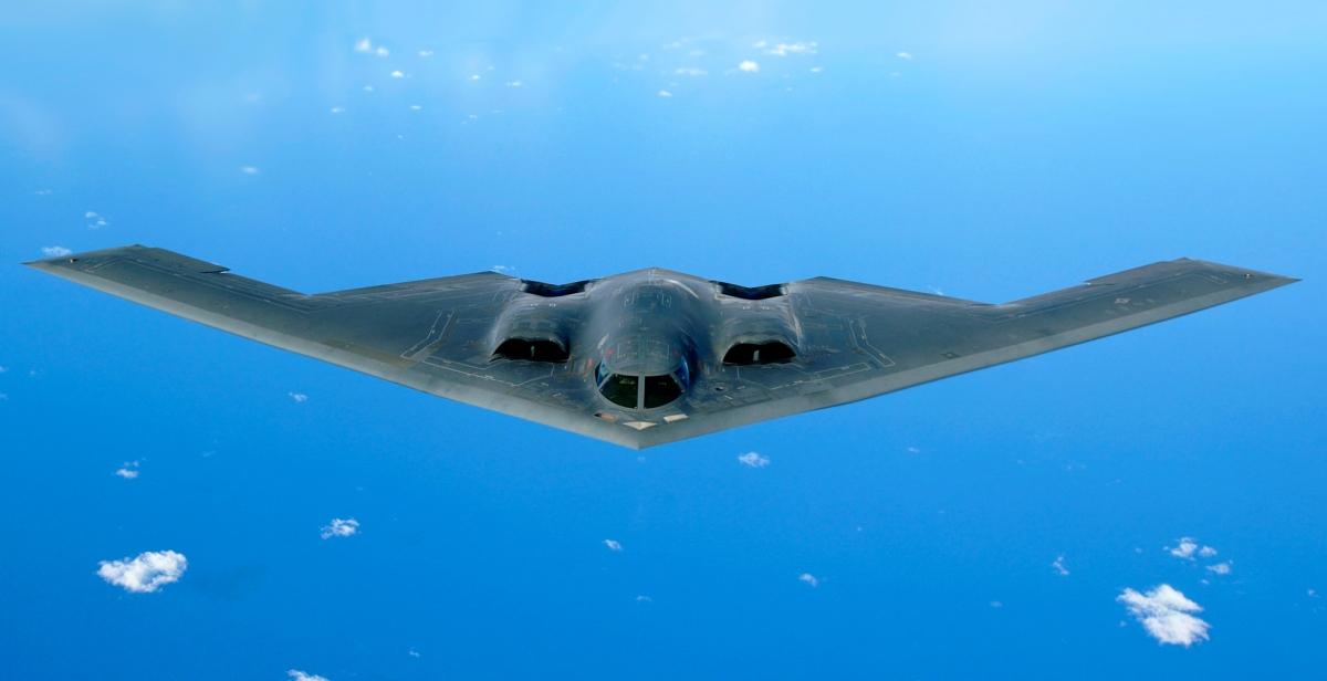 Máy bay B-2. Ảnh: Wiki