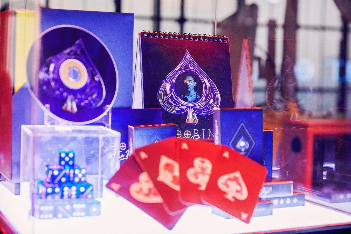 Soobin lần đầu phát hành đĩa vật lý.