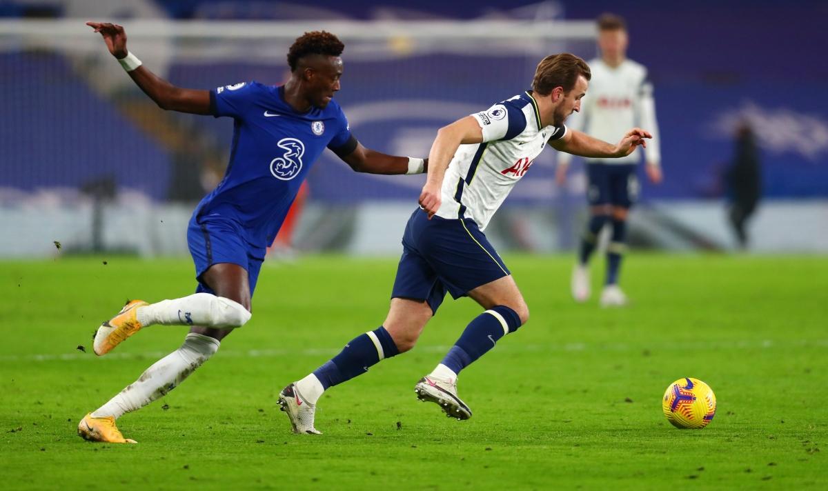 """Chelsea và Tottenham đều ưu tiên việc """"không thua"""" hơn là giành chiến thắng. (Ảnh: Getty)"""