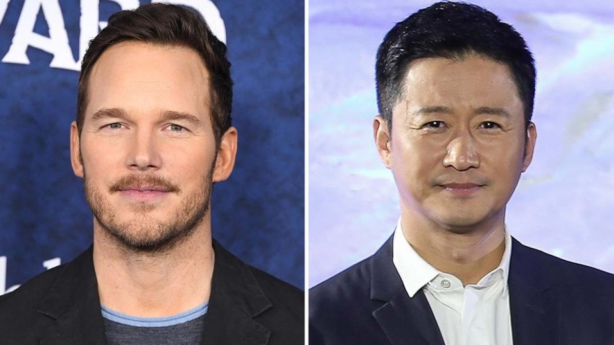 """Bản remake phim """"Vệ sĩ Sài Gòn"""" của Hollywood sẽ có sự góp mặt của 2 ngôi sao là Chris Pratt và Ngô Kinh."""