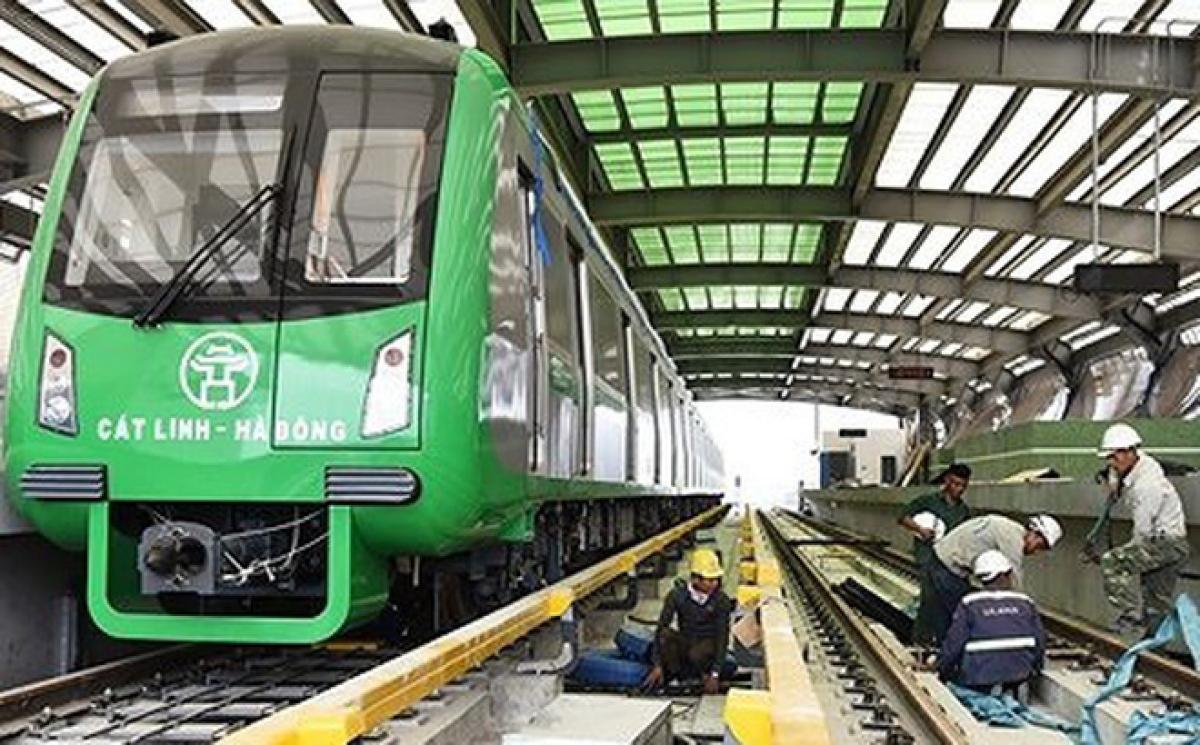 Quá tam ... 9 bận, đườngsắt đô thị Cát Linh – Hà Đông sẽ vận hành vào đầu 2012?