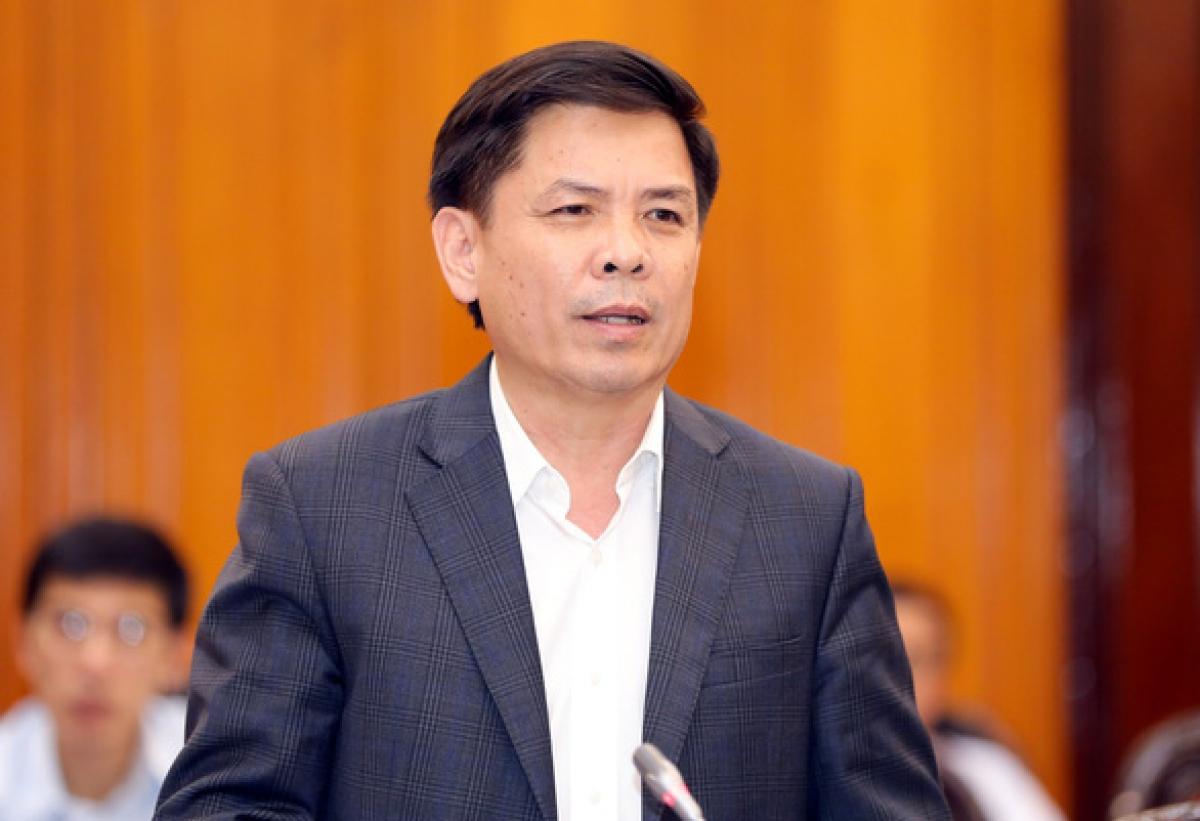 Bộ trưởng Bộ GTVT Nguyễn Văn Thể khẳng định sẽ đưa đường sắt Cát Linh - Hà Đông vào vận hành thương mại trước Đại hội Đảng.