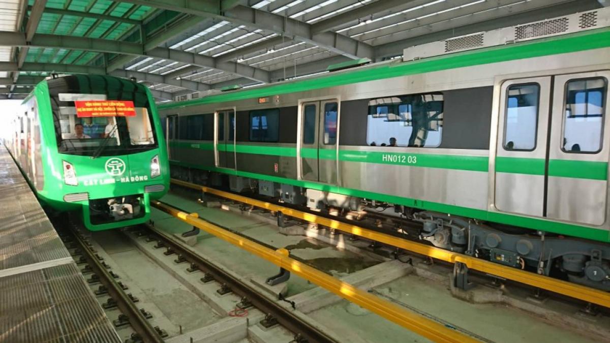 Đại biểu Quốc hội nghi ngờ khả năng vận hành đường sắt Cát Linh - Hà Đông trong năm nay.