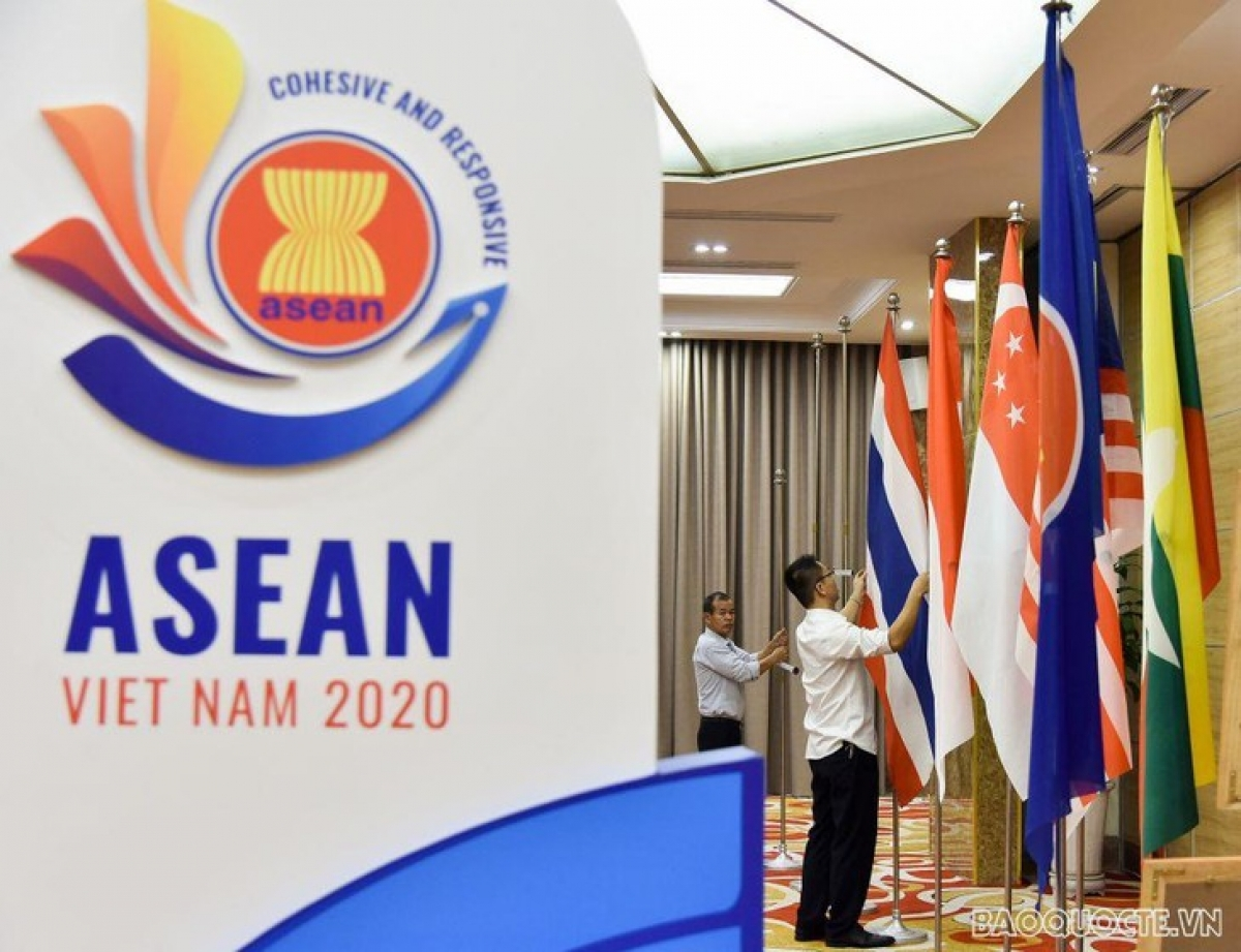 Preparatory work for the 37th ASEAN Summit and related meetings  (Photo: baoquocte.vn)