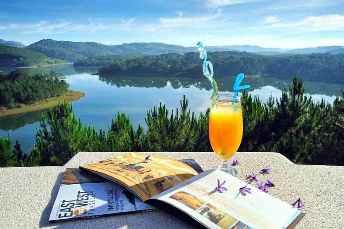 Da Lat Edensee Lake Resort & Spa represents a remote haven for business conferences and families alike.