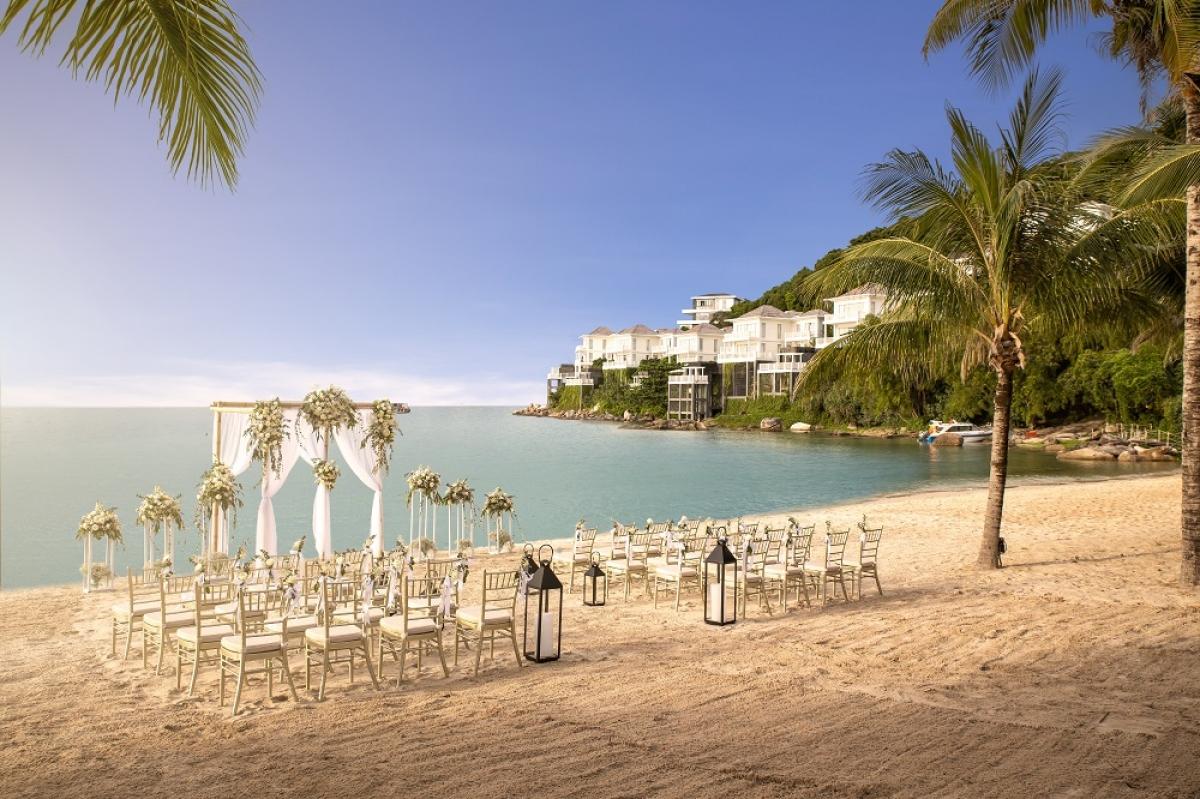 Đám cưới tại Premier Village Phu Quoc