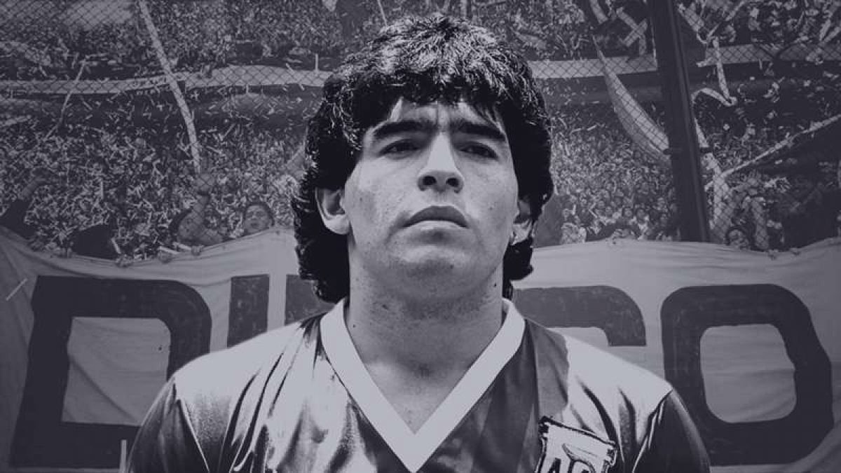 Huyền thoạiDiego Maradona qua đời ở tuổi 60 (Ảnh: Getty).
