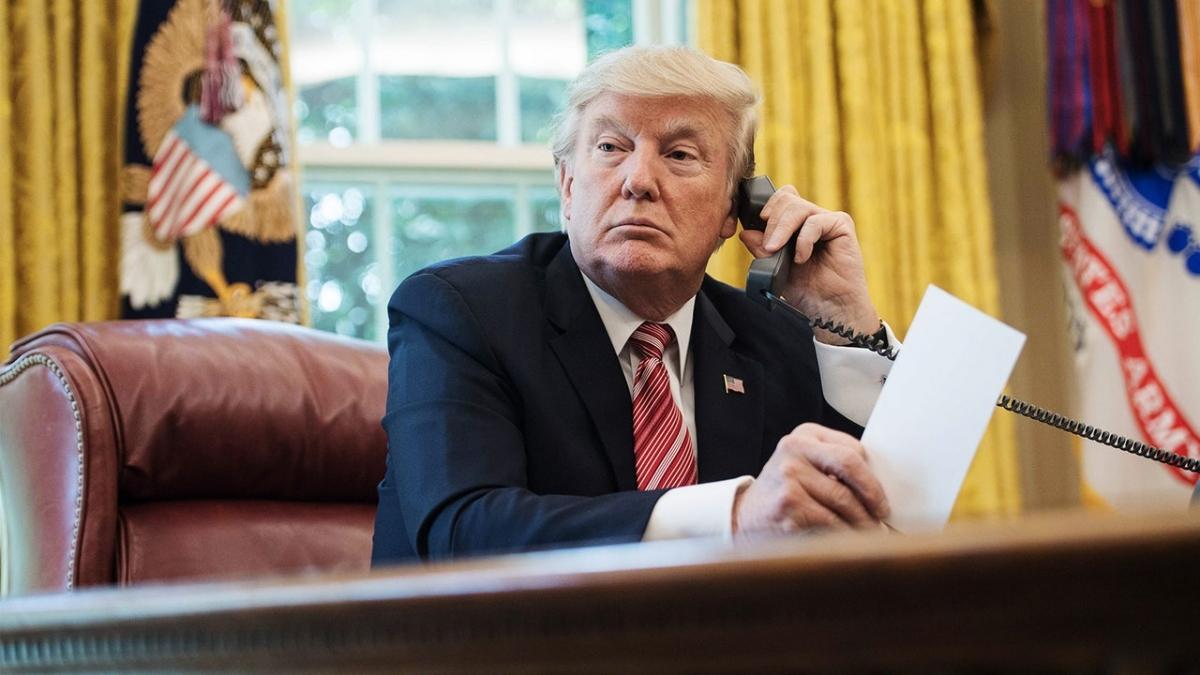 Tổng thống Donald Trump. Ảnh: Getty Images