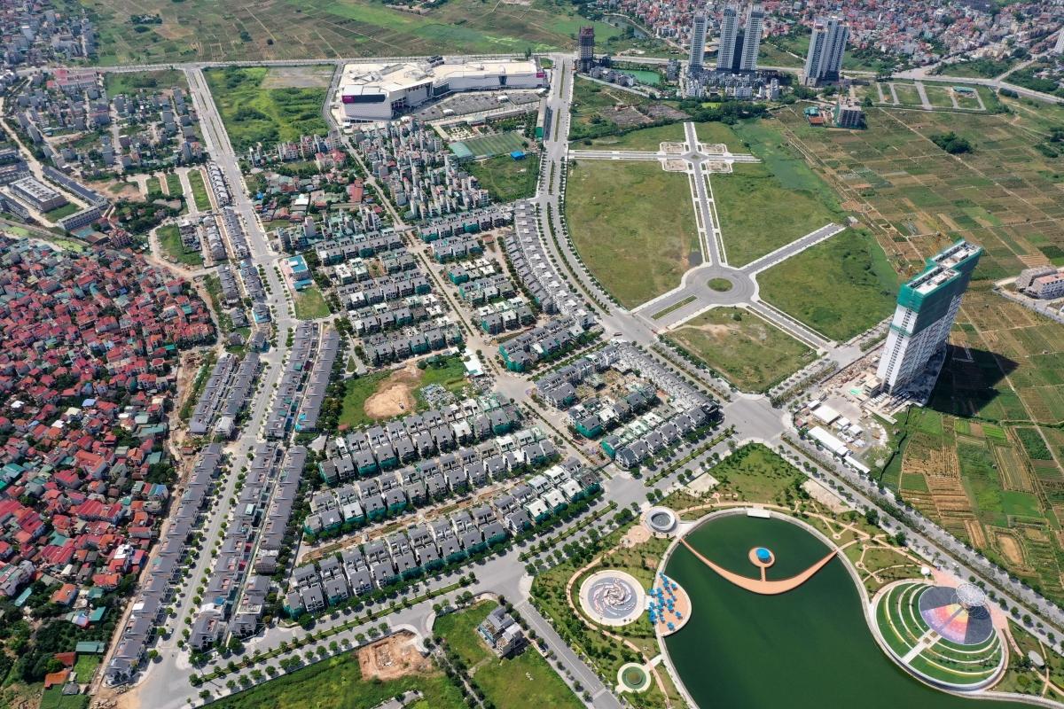 Khu đô thị Dương Nội, quận Hà Đông