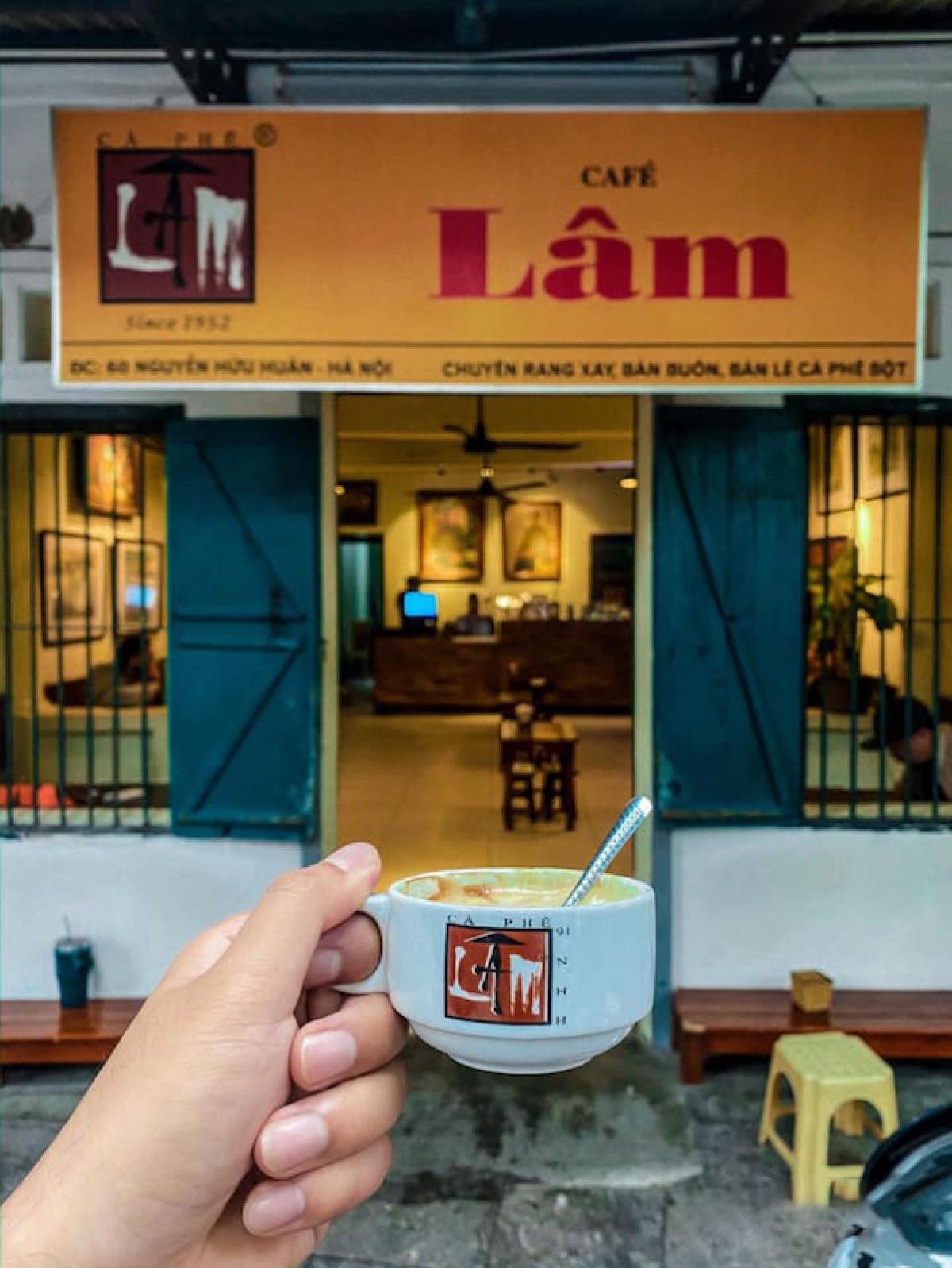 Café Lam. Photo: Minh Tri