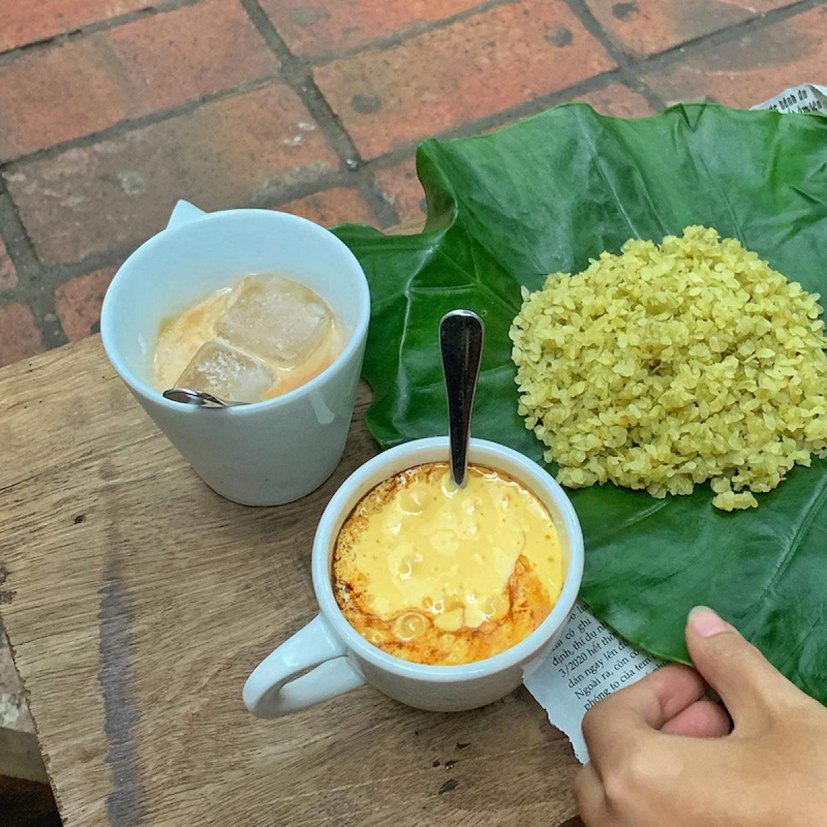 Yen Café. Photo: Ngoc Ha