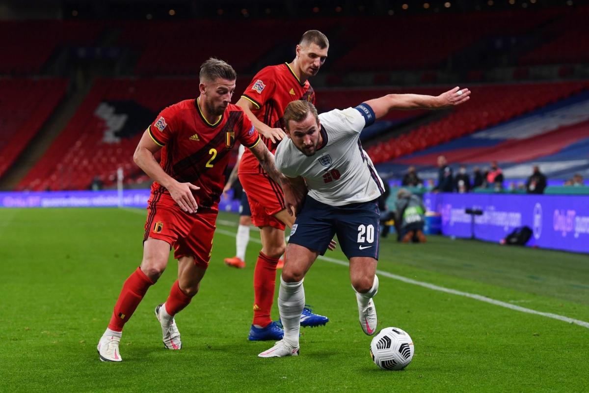 Bỉ - Anh là trận cầu tâm điểm của bóng đá thế giới vào đêm nay, rạng sáng mai. (Ảnh: Getty).