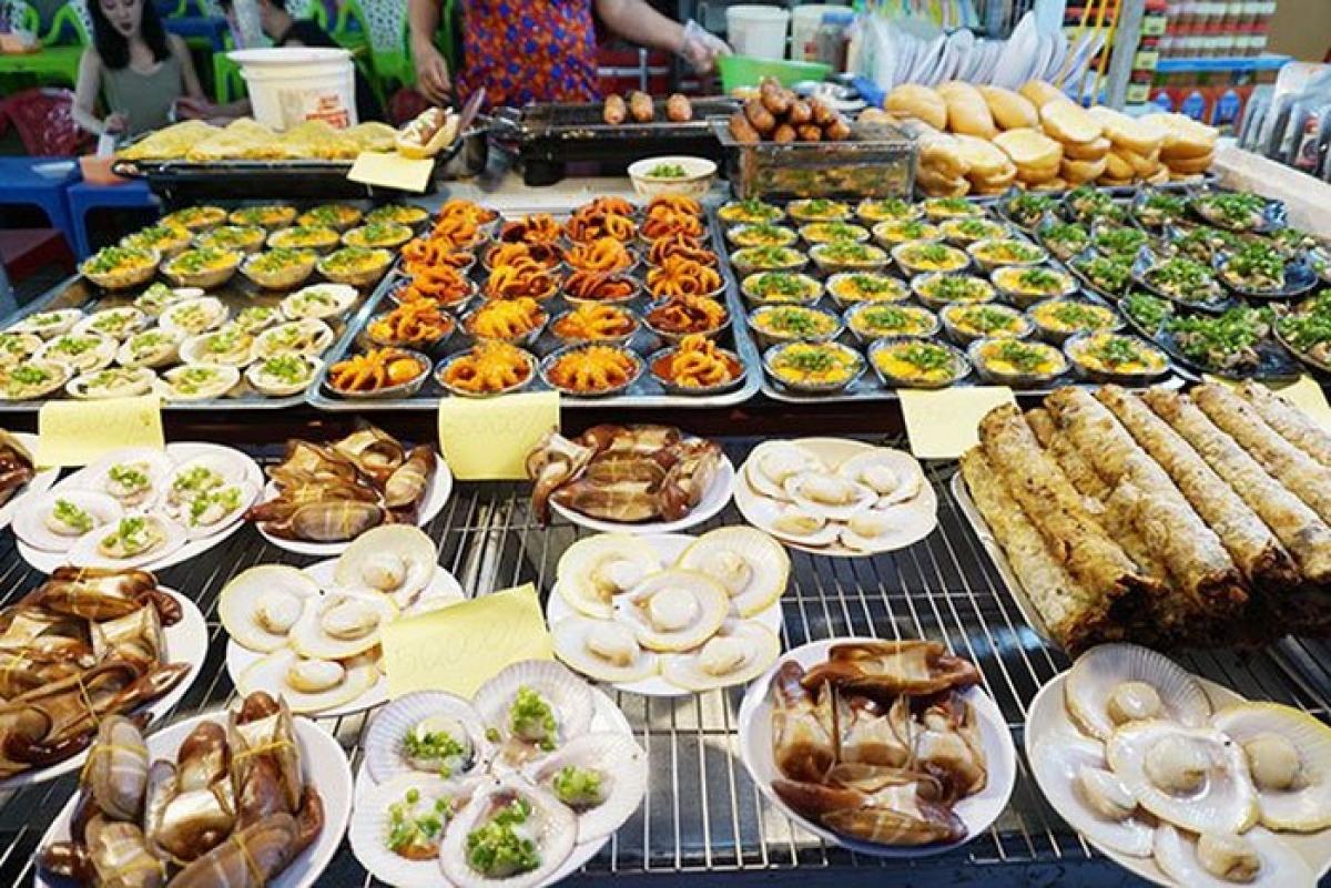 Rất nhiều loại hải sản là đặc sản của Phú Quốc.