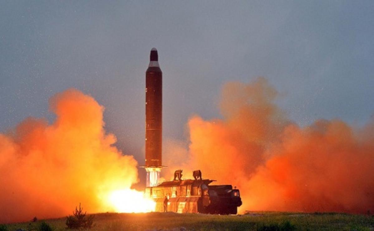 Liên Hợp Quốc thông qua dự thảo Nghị quyết xóa bỏ vũ khí hạt nhân. Ảnh minh họa.