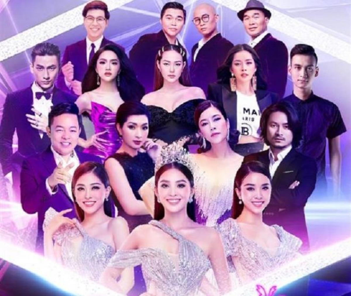 """Hương Giang là một trong những nghệ sĩ tham gia biểu diễn trong vòng chung kết """"Hoa hậu Việt Nam 2020""""."""