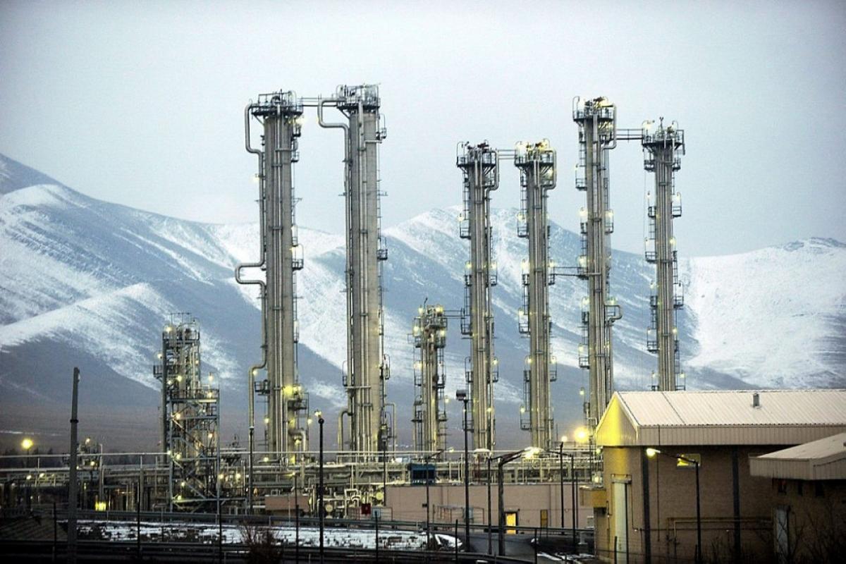 IAEA xác nhận Iran làm giàu uranium vượt giới hạn trong JCPOA. (Nguồn: AP)