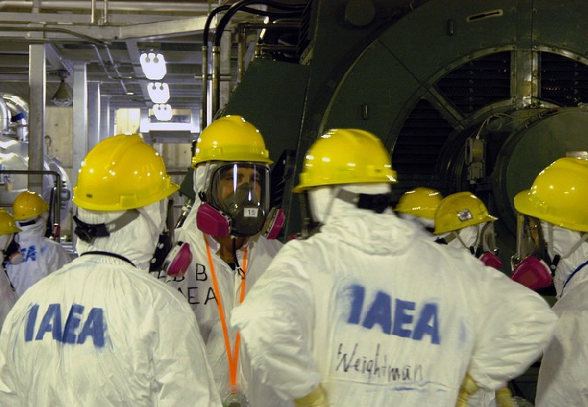Iran cân nhắc ngừng hợp tác với IAEA sau vụ chuyên gia hạt nhân bị ám sát. Ảnh: KT