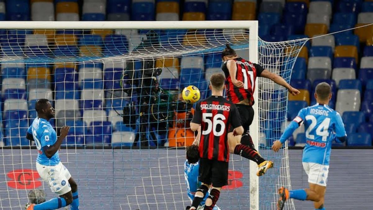 Ibrahimovic đang có phong độ rất cao (Ảnh: Reuters).