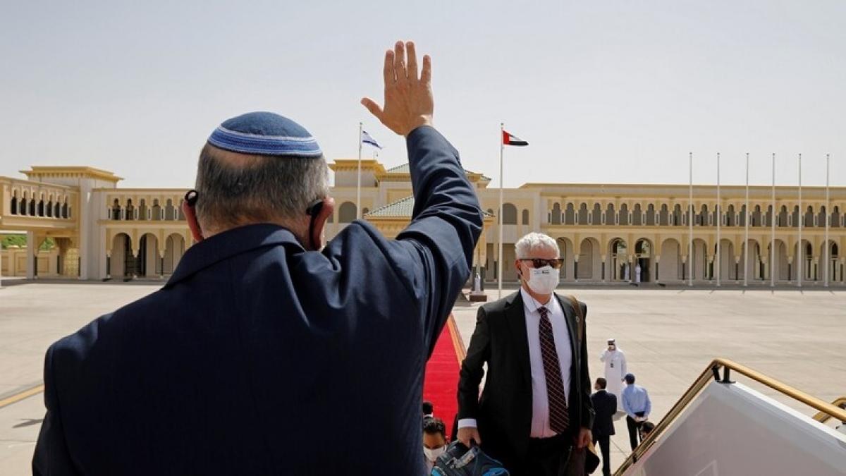 Israel cảnh báo công dân khi tới UAE và Bahrain. Ảnh: Reuters