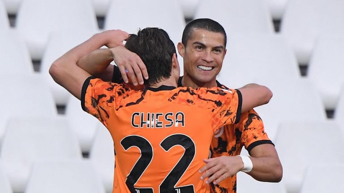 Cristiano Ronaldo tỏa sáng rực rỡ giúp Juventus giành chiến thắng sau 2 trận hòa liên tiếp ở Serie A. (Ảnh: Reuters)