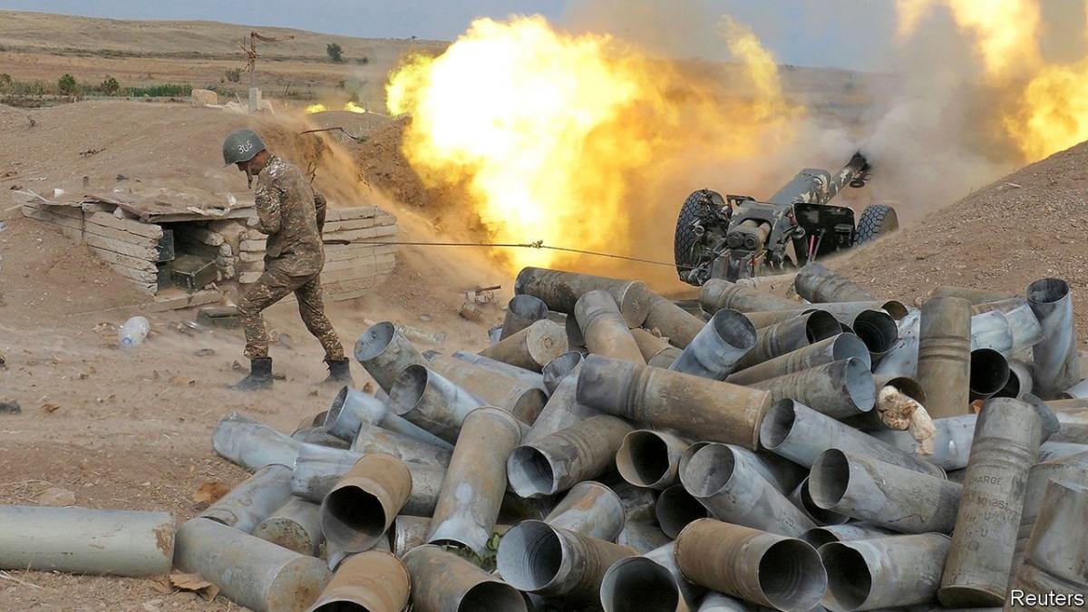 Mỹ hỗ trợ 5 triệu USD cho các nạn nhân cuộc xung đột Nagorno-Karabakh. Ảnh: Reuters