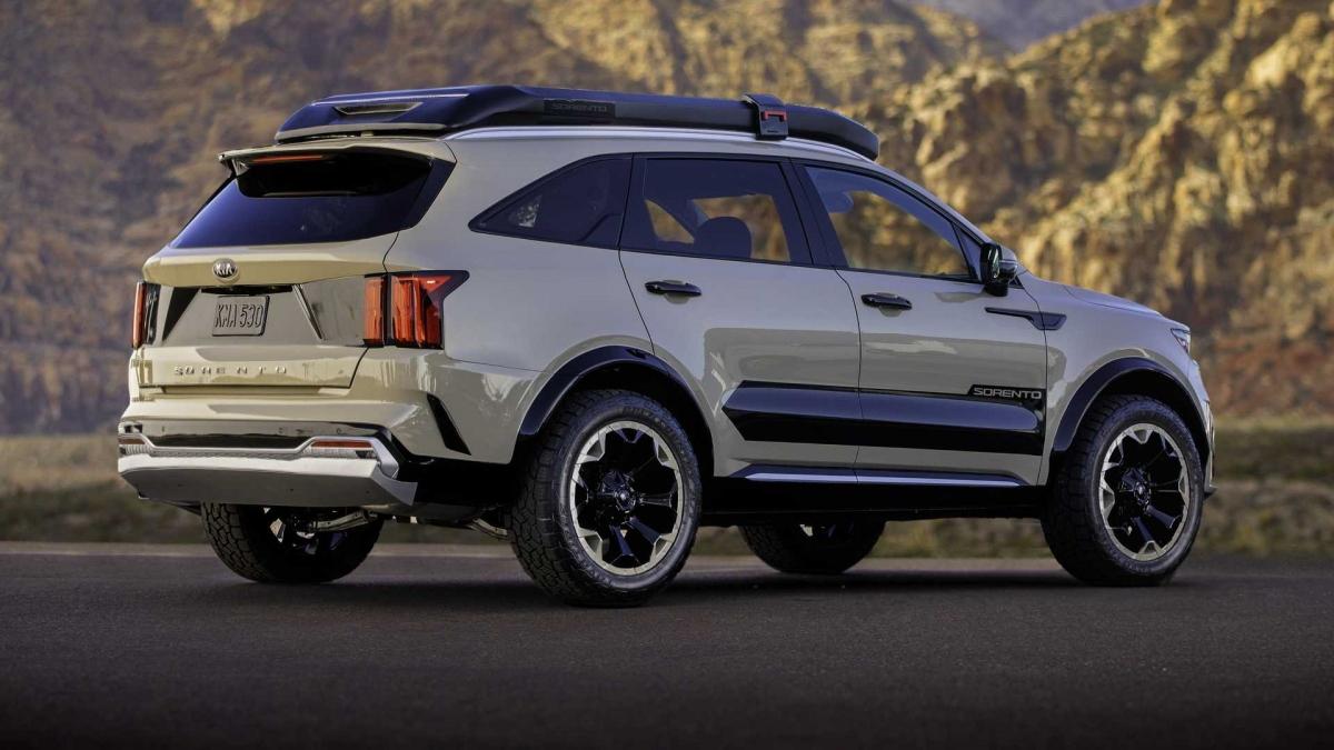 Bên cạnh hai bản concept vừa được công bố, Kia cũng cho biết thêm rằng đa phần những người sở hữu xe sẽ không bao giờ độ nó vì đây là một chiếc SUV để sử dụng hằng ngày, tuy nhiên, một số ít vẫn có.