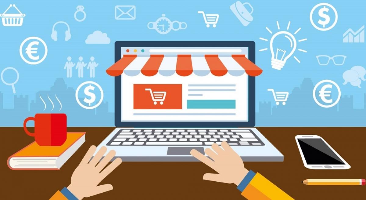 """Ngân hàng phải cung cấp thông tin khách hàng cho cơ quan thuế, kinh doanh online sắp """"hết cửa"""" trốn thuế? (Ảnh minh họa: KT)"""
